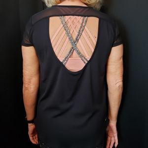 RBX open back shirt